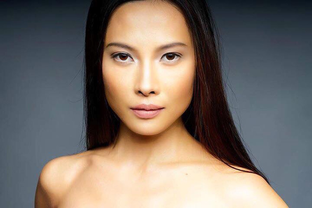 Kelly asian model avalaible in Rome and Milan - I am management