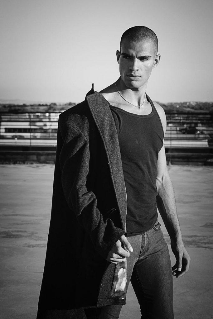 arabic male model rome