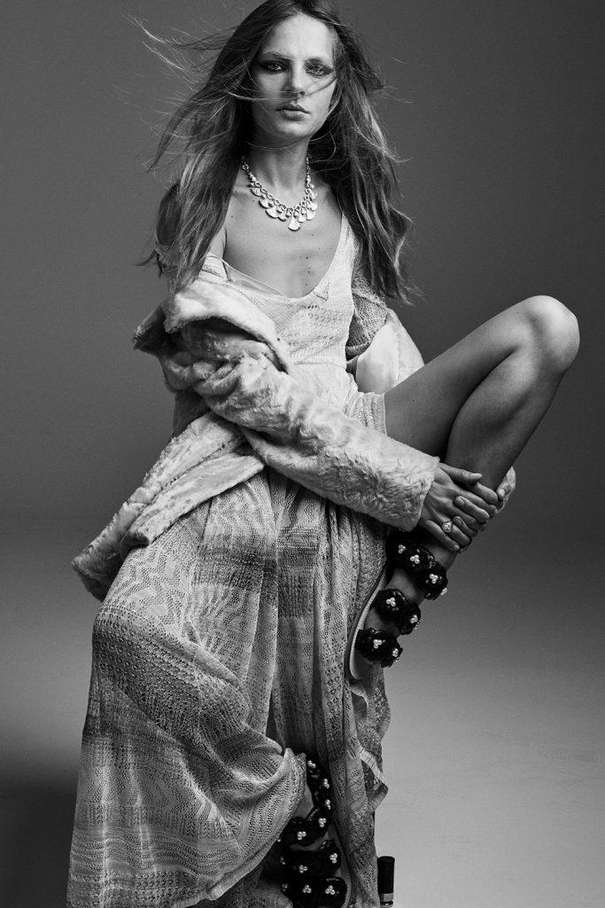 Elettra modella e attrice spot pubblicitari