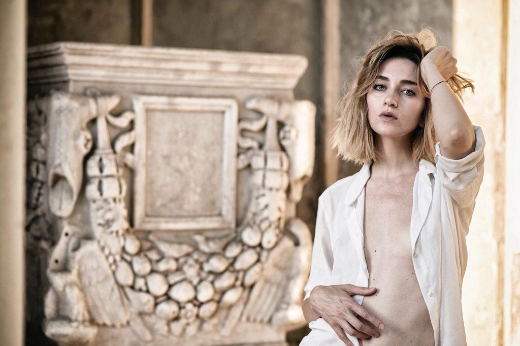 Ilde mauri attrice e modella roma