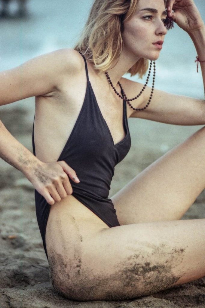 attrice e modella Roam spot pubblicitari shooting cataloghi tv series film fashion