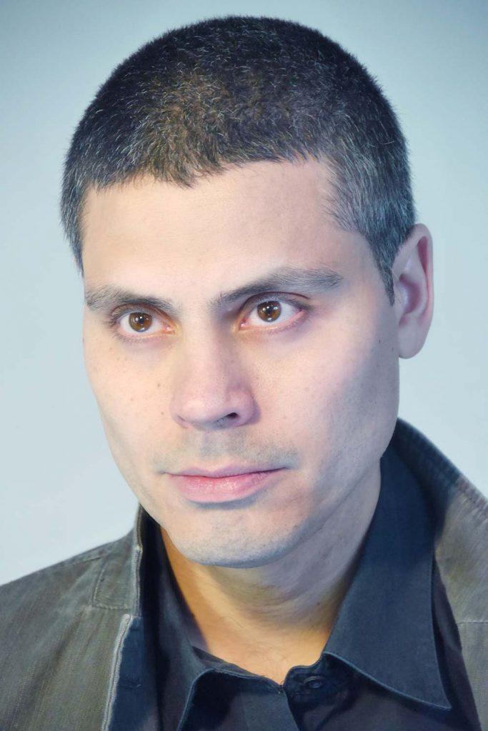 Federico attore e presentatore per cinema e televisione e teatro