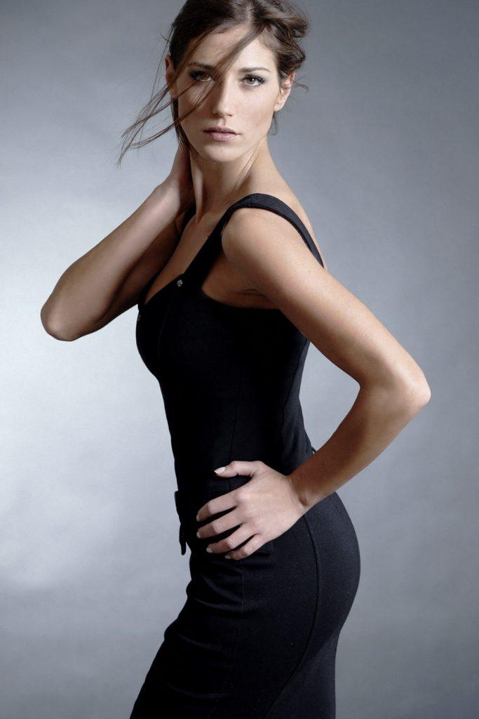 eleonora modella e attrice mediterranea