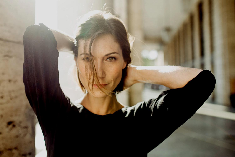 Eleonora attrice e modella spot pubblicitari e shooting