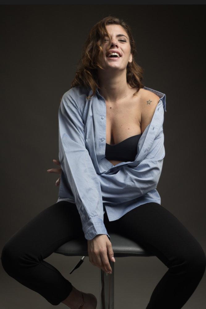 Attrice comica - attrice sit com - presentatrice