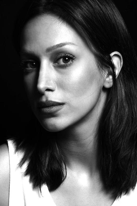 Jaleh attrice iraniana