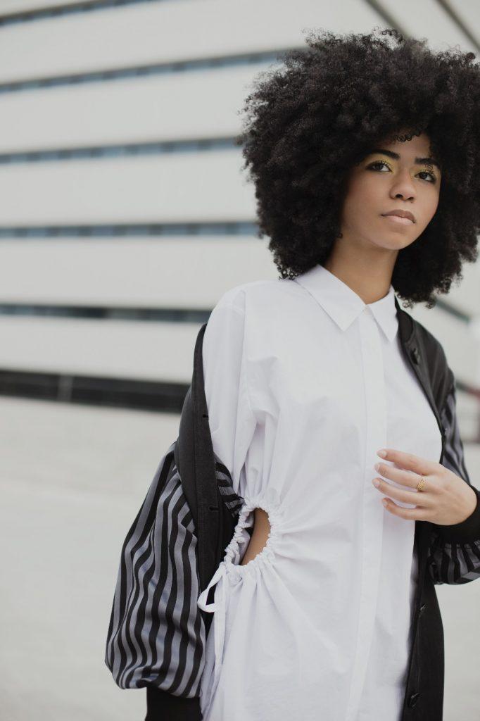 Girma afro model