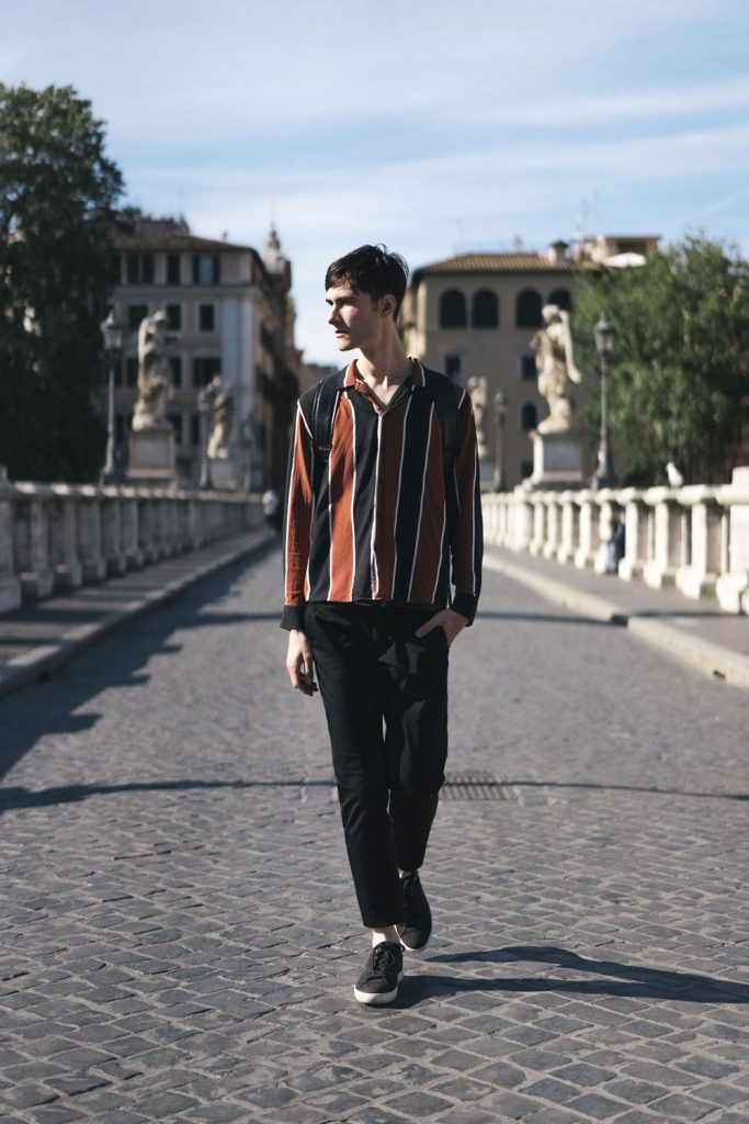 richard fashion model