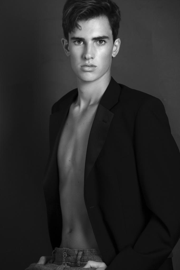 VAlerio I modello giovane per sfilate - Young model for fashion shows