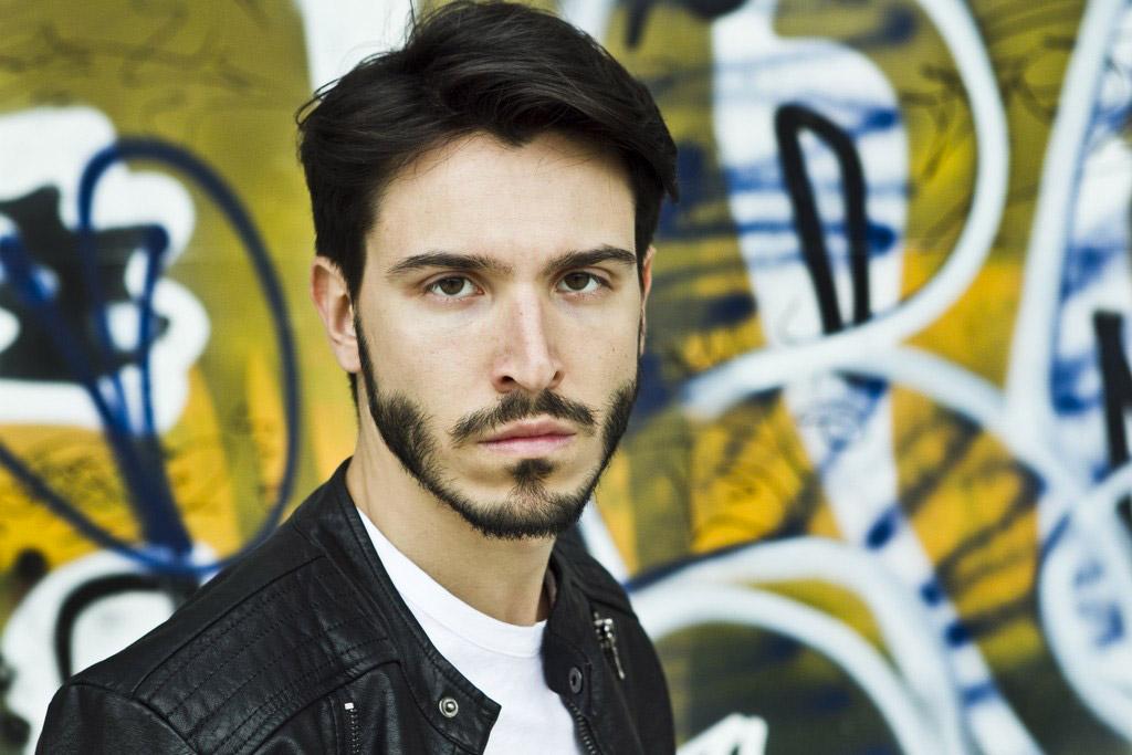 attore per fiction cortometraggi spot pubblicitari actor tv series commercials videoclip