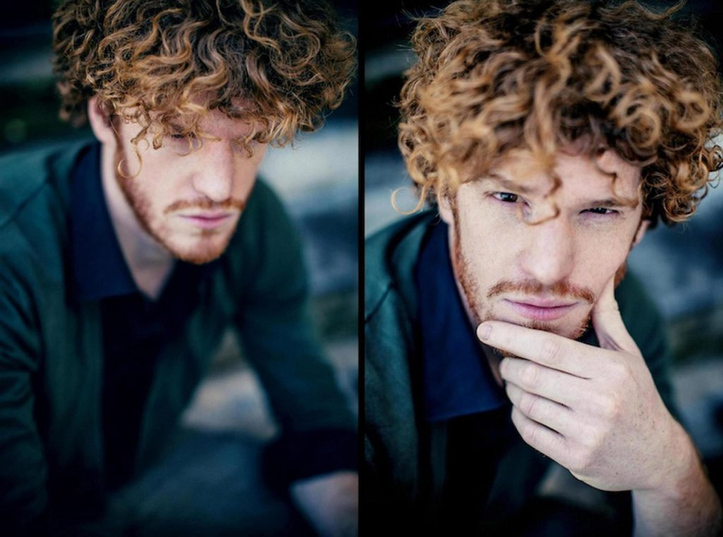 Daniel B - modello Roma e Milano per shooting, sfilate, cataloghi, spot, adv - I AM MANAGEMENT