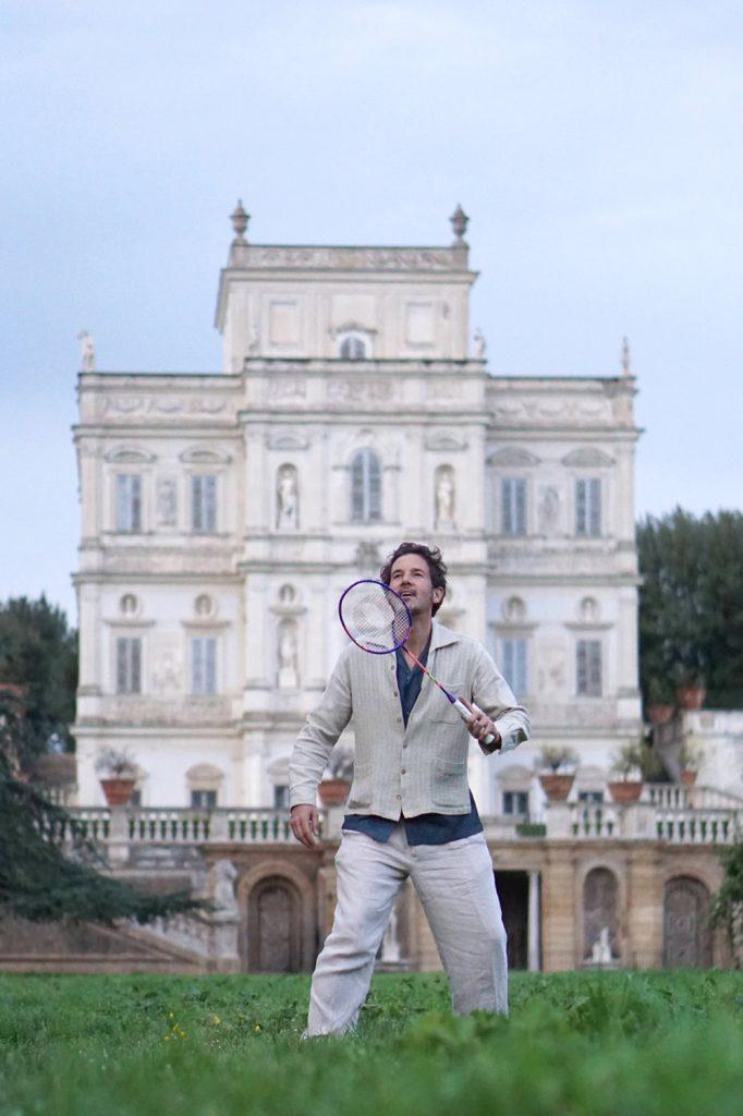 Paul attore inglese Roma