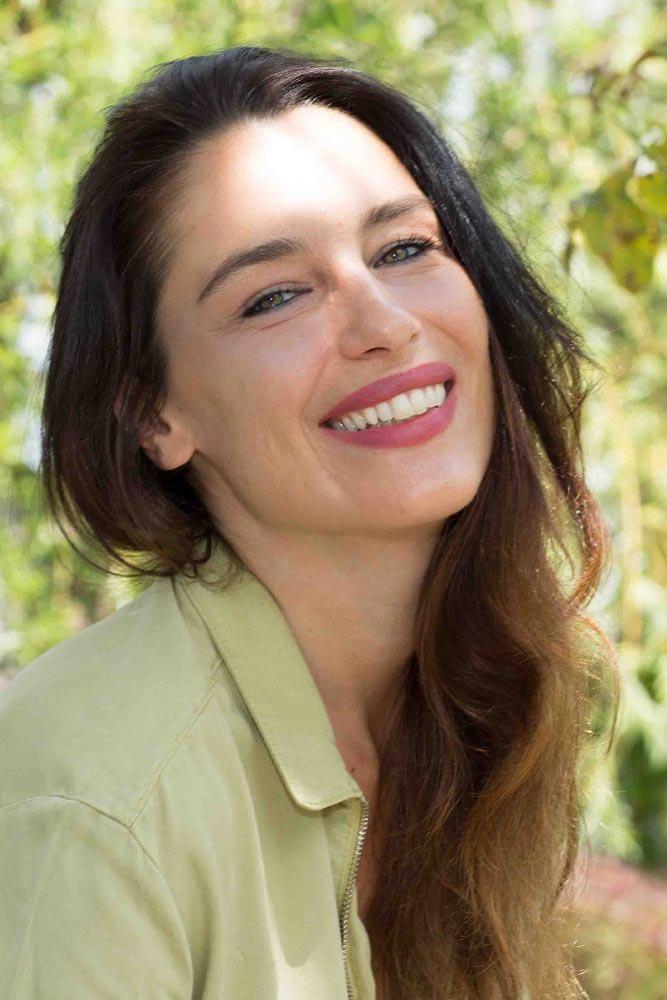 PATRICIA VEZZULLI modella attrice soap Vivere