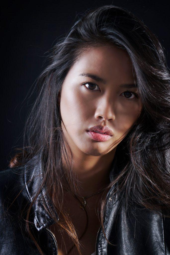 modella asiatica a Roma per shooting, sfilate, cataloghi, spot, adv
