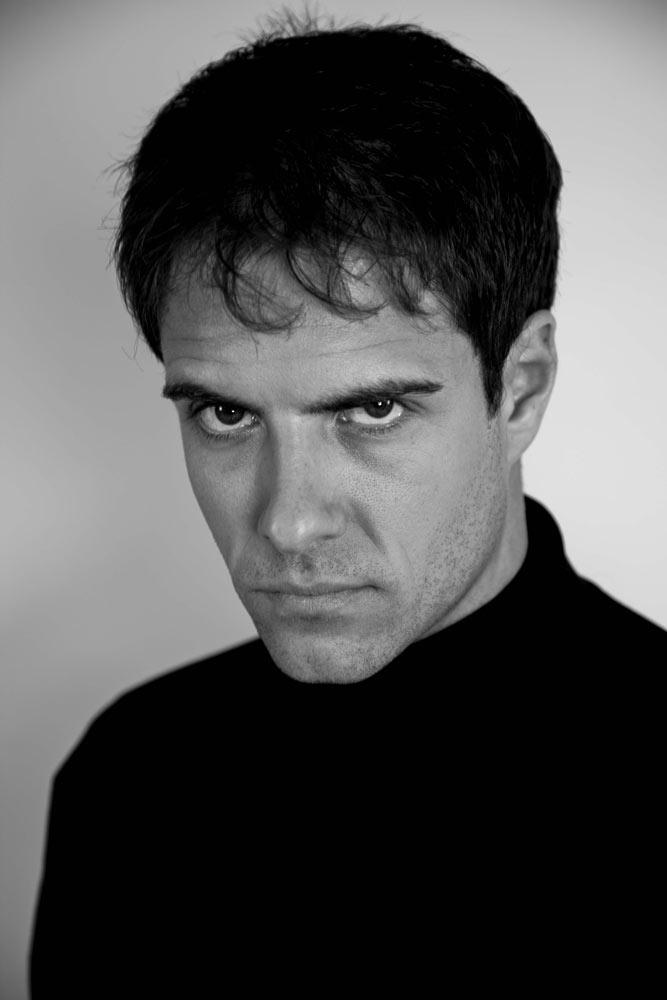 attore e regista italiano cinema teatro fiction serie tv