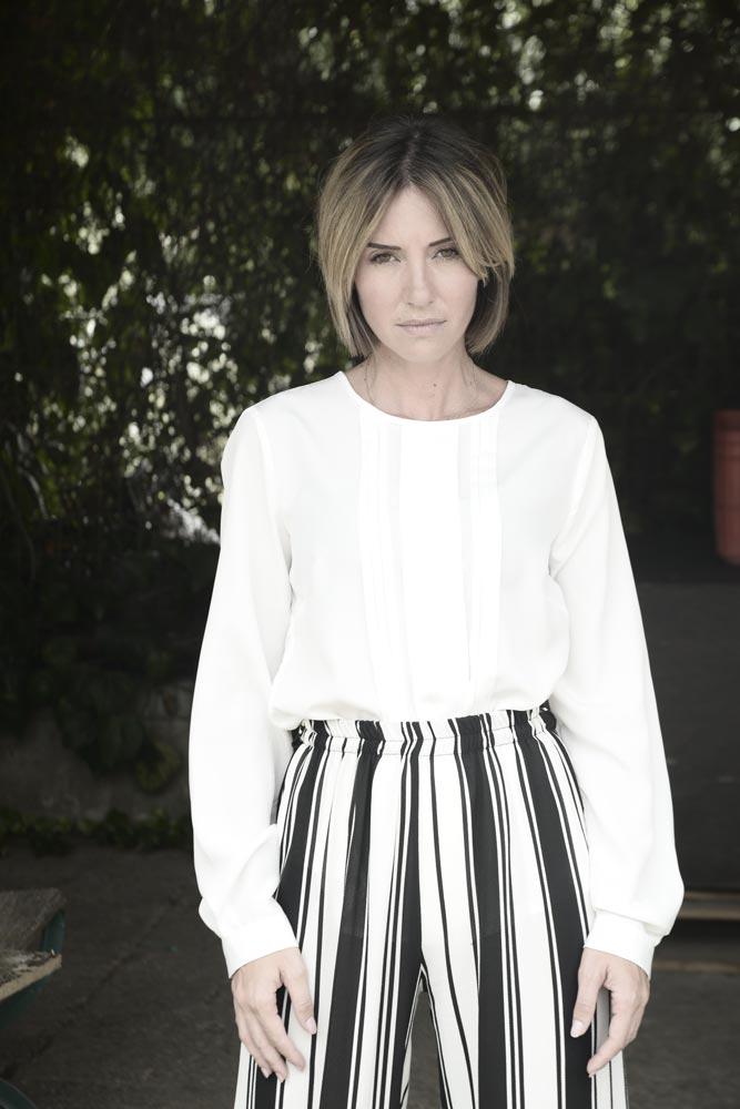 Alessia Patacconi - attrice doppiatrice presentatrice speaker radiofonica
