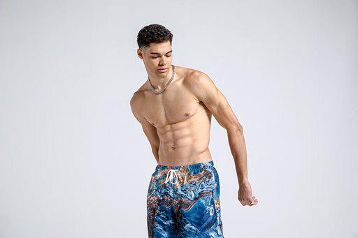 itness model mulatto per shooting underwear, look book, editorials,  cataloghi, instagram, spot tv e campagna stampa disponibile a Roma e Milano. Influencer