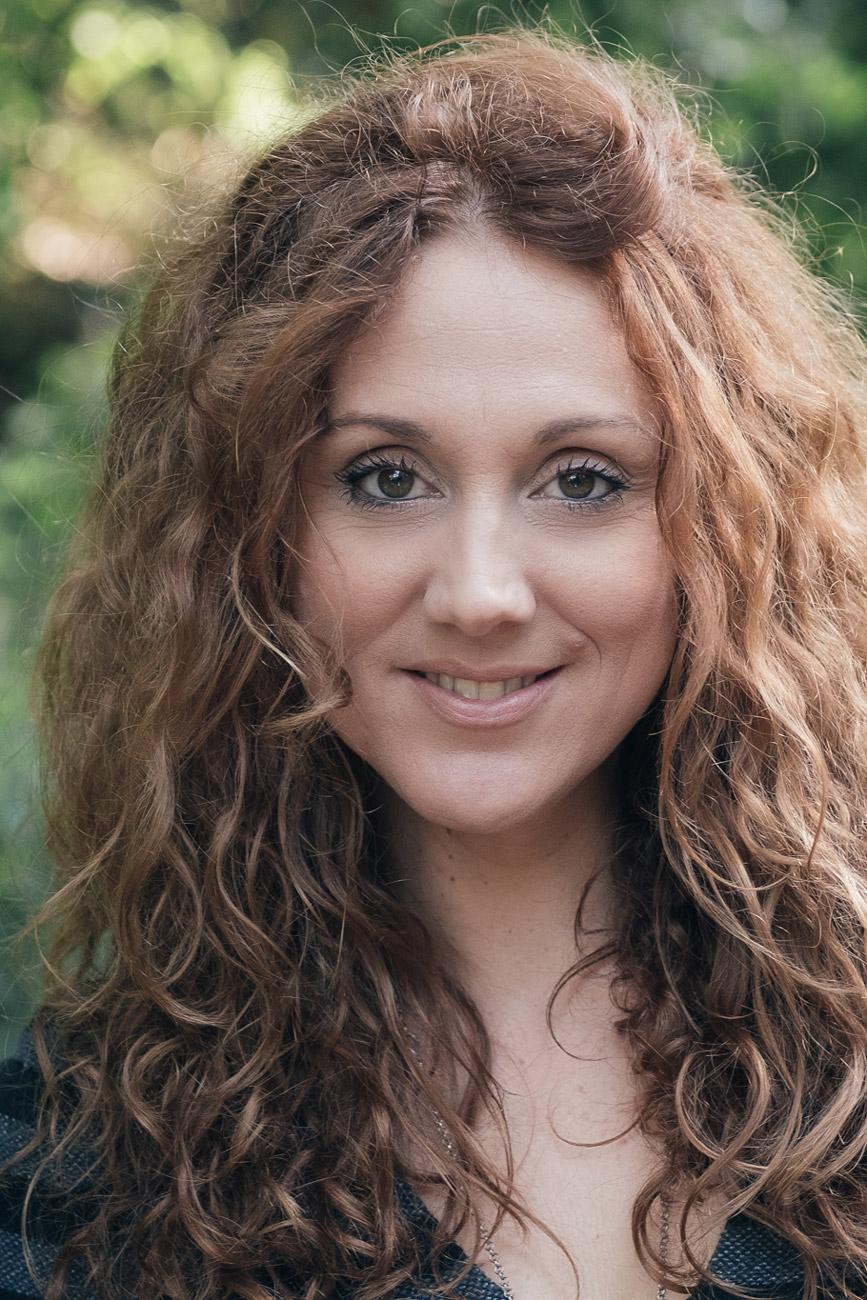 attrice per spot pubblicitari, cinema e serie TV Roma