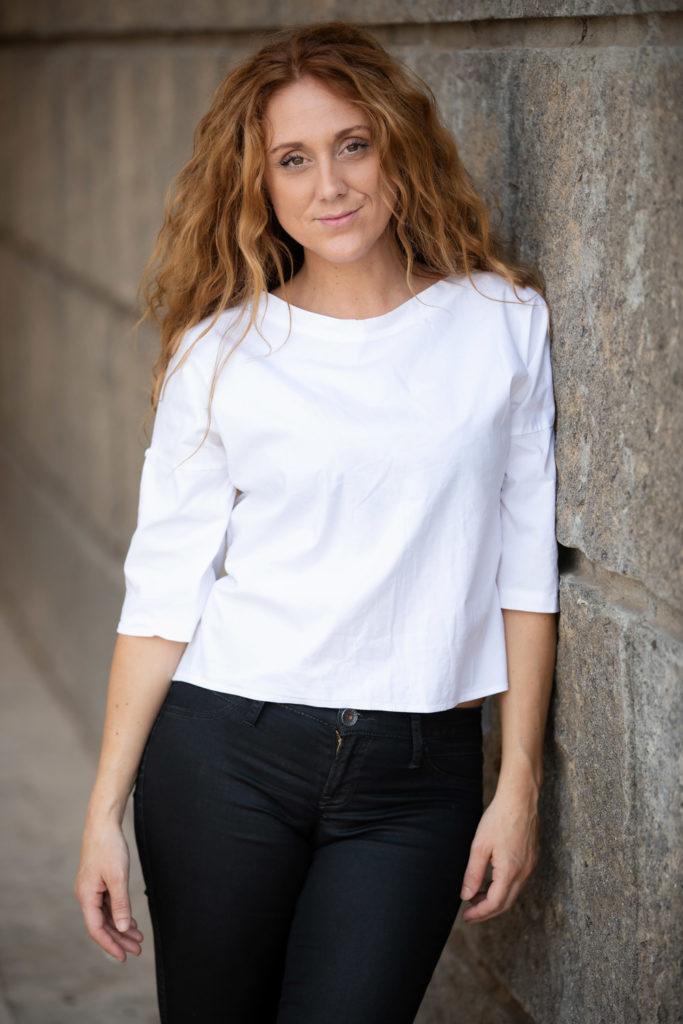 attrice italiana per spot pubblicitari, pubblicità, cinema e servizi fotografici