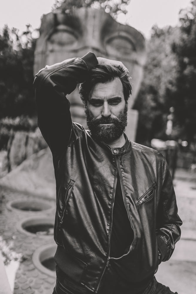 CYRO ROSSI attore spot fiction serie tv