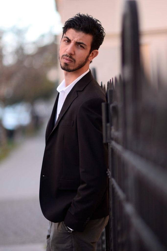 attore romano disponibile a Roma per cinema, spot pubblicitari e teatro