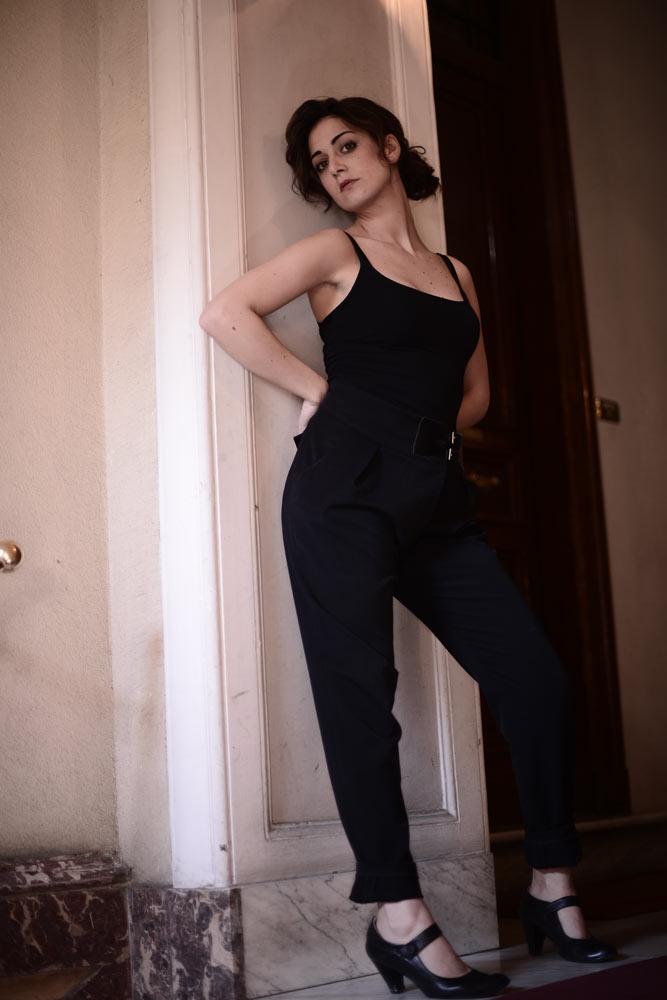 attrice umbra cinema e spot