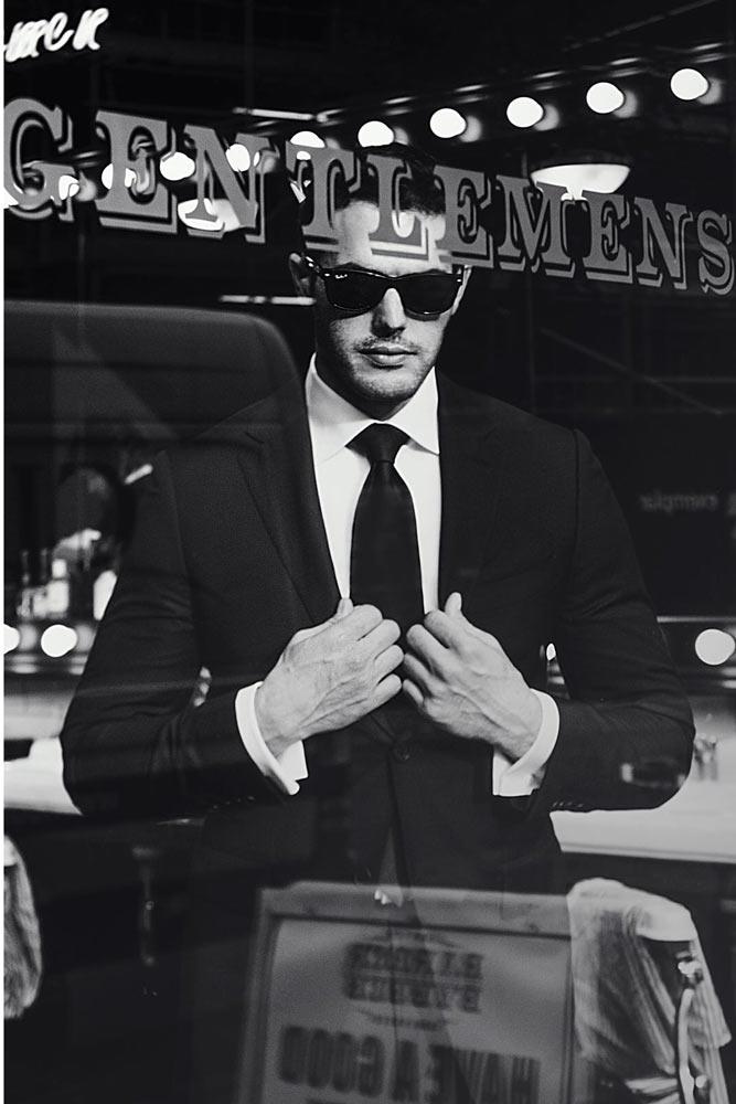 Jeremy Parisi attore modello influencer