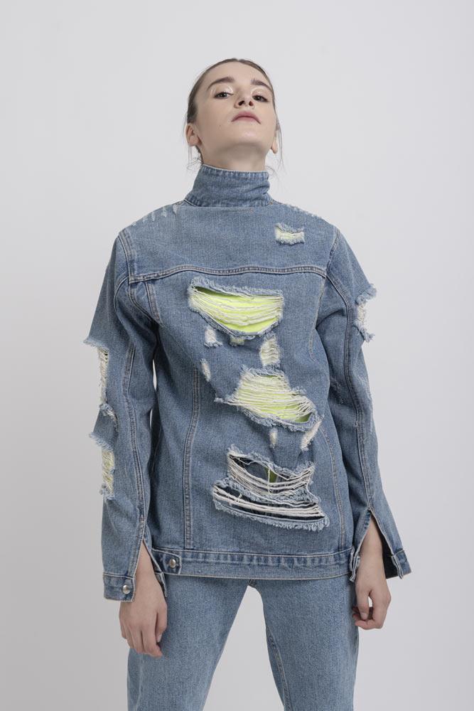 ana modella rumena fashion shooting e-commerce