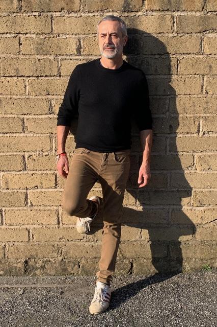 remo mazzeo attore 50 anni e ballerino