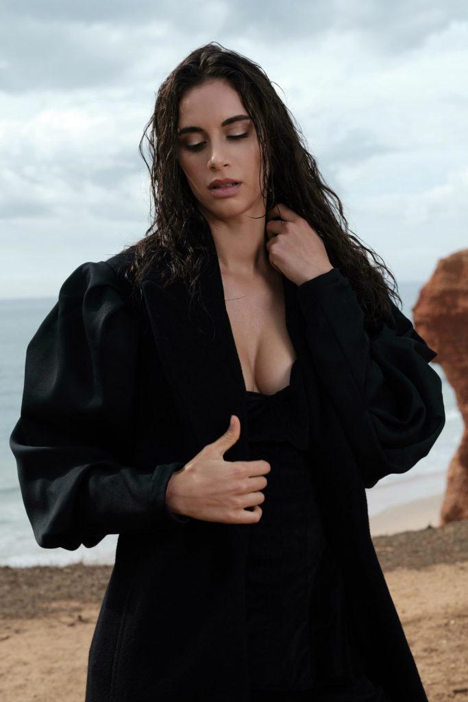 modella beachwear swimsuit model costumi da bagno modella per sfilate
